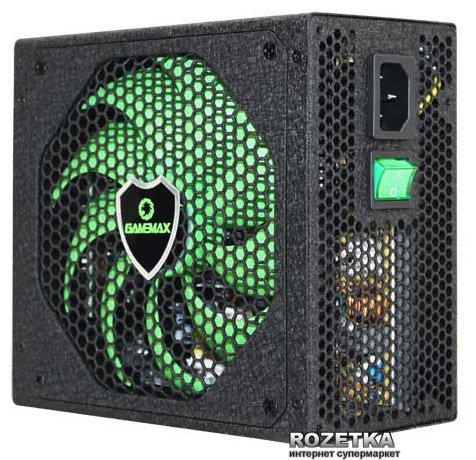 GameMax GM-600 600W - зображення 1