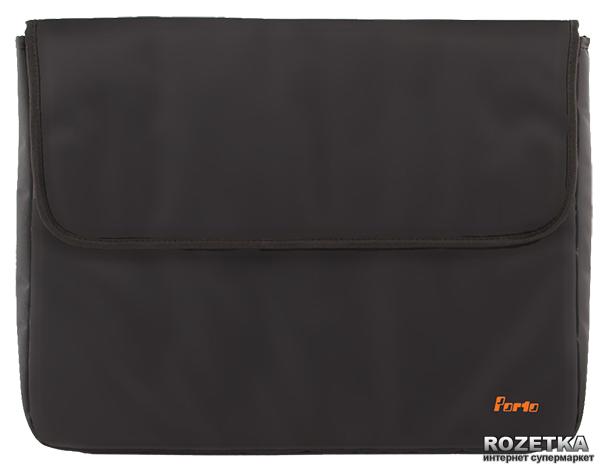 Чехол для ноутбука Porto 15.6'' Black (PS115BK) - изображение 1