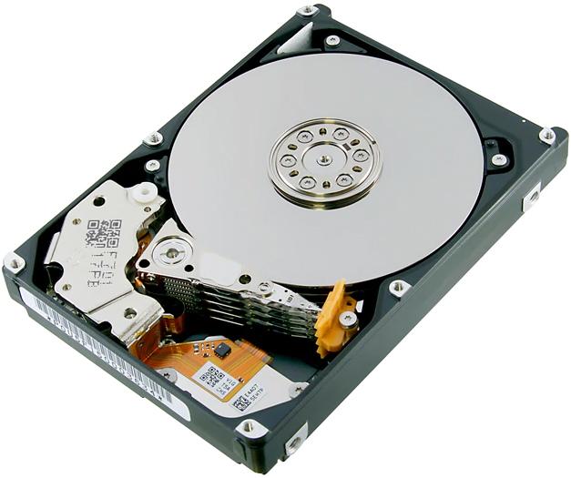 "Жорсткий диск Toshiba Enterprise Performance 6TB 7200RPM 256MB MG06ACA600E 3.5"" SATA III - зображення 1"