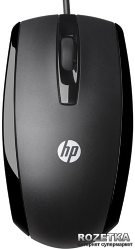 Мышь HP X500 USB Black (E5E76AA) - изображение 1