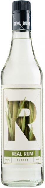 Ром Real Rum Blanco 0.7 л 37.5% (8438001407788) - зображення 1
