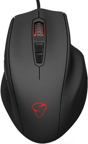 Мышь Mionix Naos 3200 USB Black - изображение 1