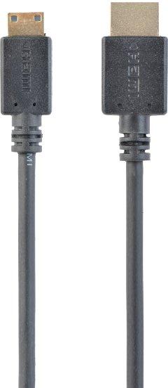 Кабель Cablexpert HDMI A - mini HDMI C v1.4 1.8 м (CC-HDMI4C-6) - изображение 1