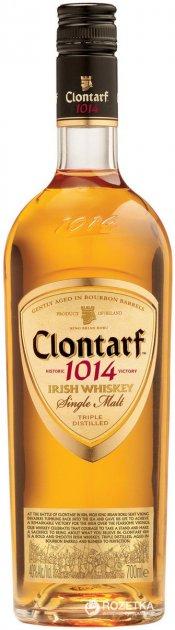 Виски Clontarf 1014 Single Malt 0.7 л 40% (5391338000233) - изображение 1