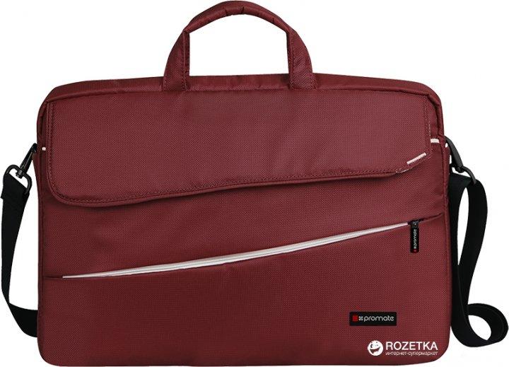 """Сумка для ноутбука Promate Charlette 15.6"""" Red (charlette.red) - зображення 1"""