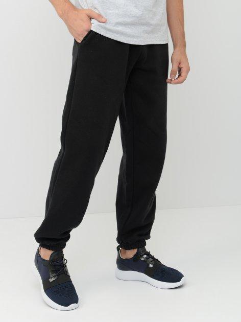 Спортивные брюки Fruit of the loom Premium 064040036 XL Черные (5000000000296) - изображение 1