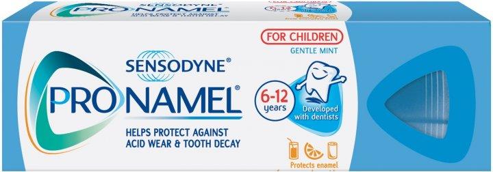 Зубная паста Sensodyne Пронамель Детская 50 мл (5000347029905) - изображение 1