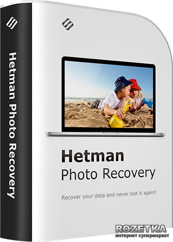 Hetman Photo Recovery для восстановления удаленных фотографий Офисная версия для 1 ПК на 1 год (UA-HPhR4.2-OE) - изображение 1