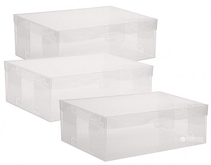 Набір коробів Handy Home 30x18.5x9.7 см 3 шт (BOX-03) - зображення 1