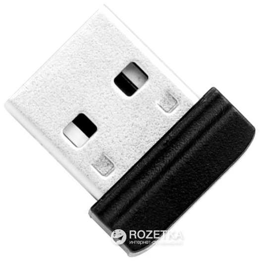 Verbatim Store 'n' Stay NANO USB Drive 32GB Black (98130) - зображення 1