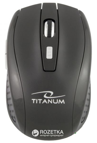 Мышь Esperanza Titanum TM105K Wireless Black - изображение 1