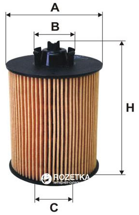 Фильтр масляный WIX Filters WL7232 - FN OE648 - изображение 1