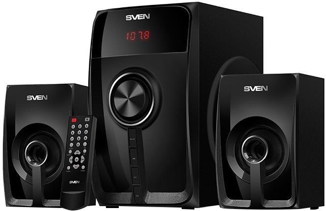 Акустическая система Sven MS-307 Black