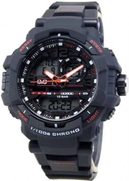 Мужские часы Q&Q GW86J002Y - изображение 1