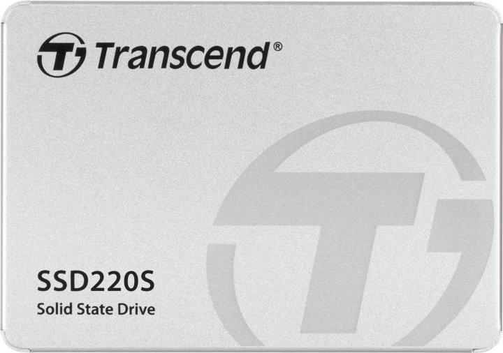 """Transcend SSD220S Premium 240GB 2.5"""" SATA III TLC (TS240GSSD220S) - зображення 1"""