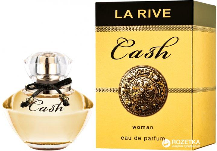 Парфюмированная вода для женщин La Rive Cash Woman 90 мл (5906735232493) - изображение 1