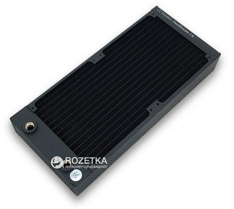 Радіатор EKWB EK-CoolStream CE 280 (Dual) (3831109860373) - зображення 1