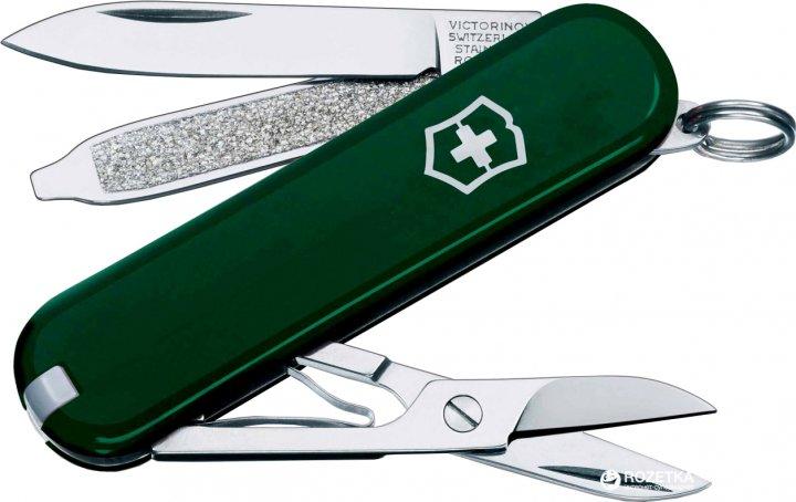 Швейцарский нож Victorinox Classic SD (0.6223.4) - изображение 1