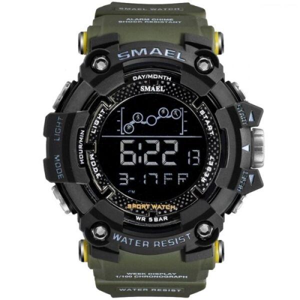 Чоловічі годинники SMAEL MAKRO 4610 - зображення 1