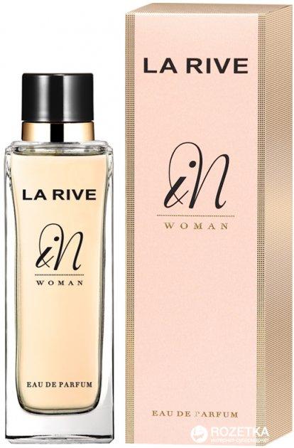 Парфюмированная вода для женщин La Rive In Woman 90 мл (5901832060130) - изображение 1