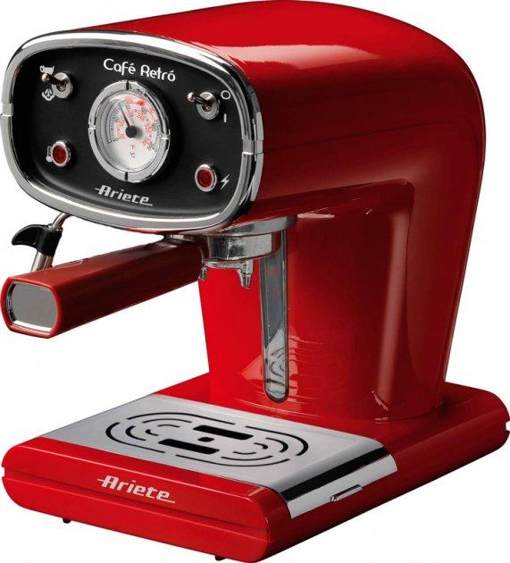 Кавоварка еспрессо ARIETE 1388 RED - зображення 1