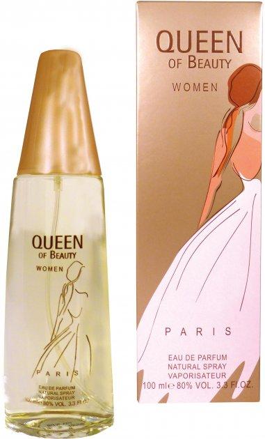 Парфюмированная вода для женщин Raphael Rosalee Queen of Beauty 100 мл (4002850200094) - изображение 1