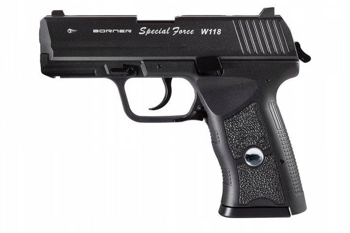 Пневматический пистолет Borner Special Force W118 - зображення 1
