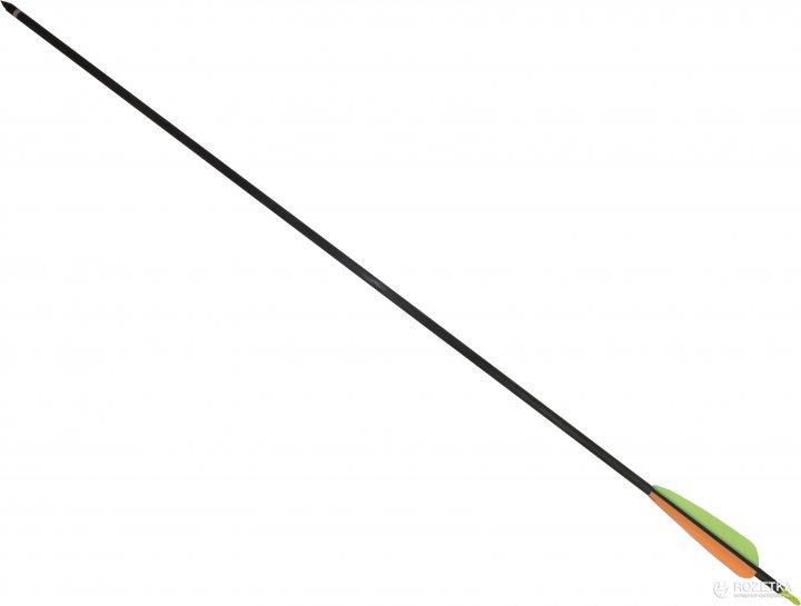 """Стрела Poe Lang 30"""" для лука карбоновая 5 шт (PL/D030B) - изображение 1"""