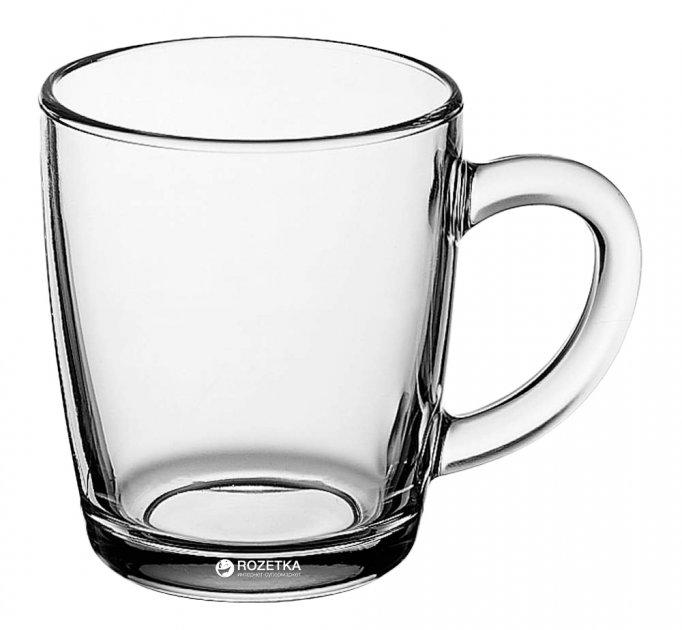 Набор кружек для чая Pasabahce Basic 350 мл 2 шт (55531н-р) - изображение 1