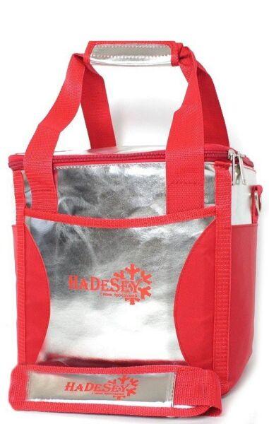 Термосумка HaDeSey червона 315 red 12 л. - зображення 1