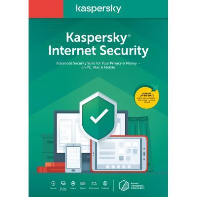 Антивирус Kaspersky Internet Security Multi-Device 2020 5 ПК 1 год Renewal Card (5056244903374) - изображение 1