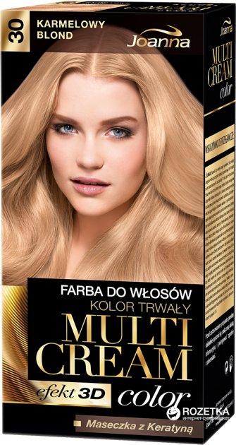 Краска для волос Joanna 30 Карамельный блонд (5901018014209) - изображение 1