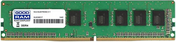 Оперативна пам'ять Goodram DDR4-2400 4096MB PC4-19200 (GR2400D464L17S/4G) - зображення 1