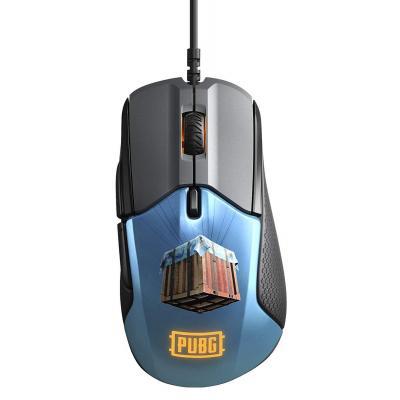 Мышка SteelSeries Rival 310 Pubg Edition (62435) - изображение 1