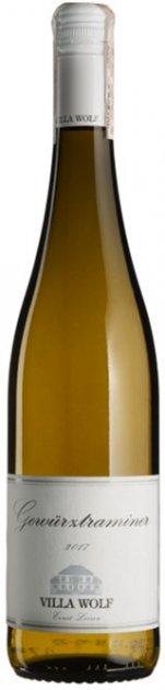 Вино Villa Wolf Gewurztraminer біле напівсолодке 0.75 л 11.5% (4022214170191) - зображення 1