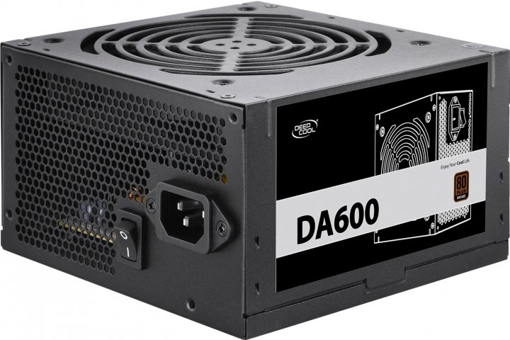 DeepCool 600W (DA600) - зображення 1