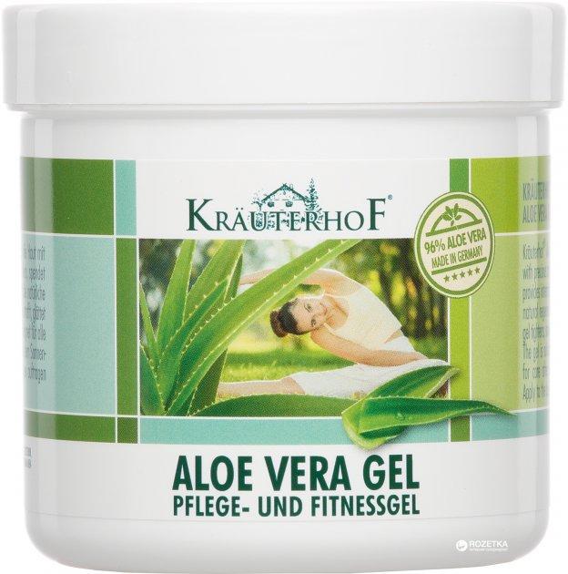 Гель для тела Krauterhof с Алоэ Вера 250 мл (4075700044537) - изображение 1