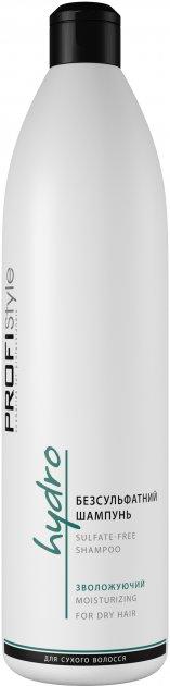 Безсульфатный шампунь Profistyle Увлажняющий 1000 мл (4820003290668) - изображение 1