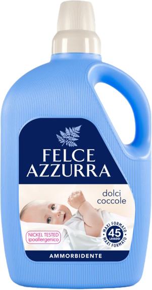 Кондиционер Felce Azzurra Dolci Coccole для чувствительной кожи 3 л (8001280304477) - изображение 1