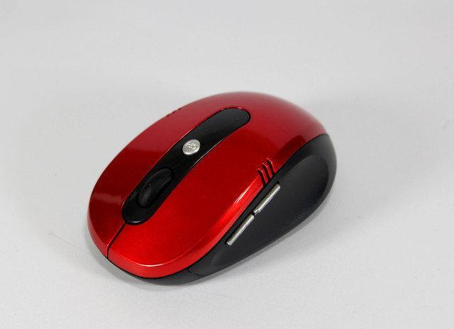 Мишка MOUSE G108 Червона з чорним (1996) - зображення 1