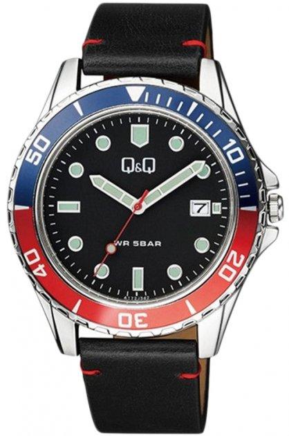 Мужские часы Q&Q A172J342Y - изображение 1