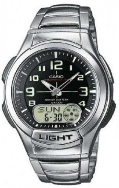Мужские часы Casio AQ-180WD-1BVEF - изображение 1