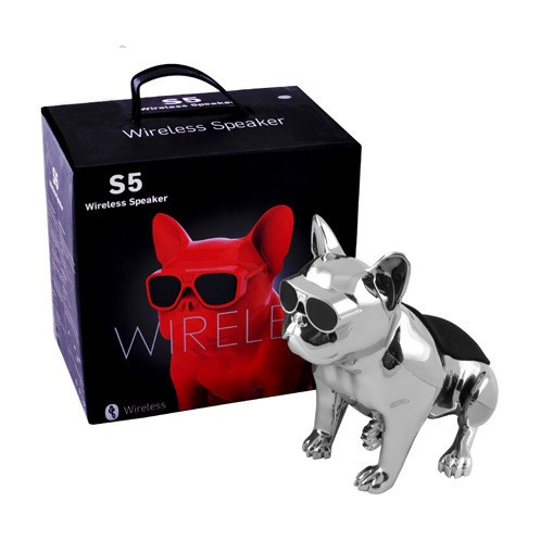 Bluetooth-колонка Aerobull DOG METALLIC S5, c функцией speakerphone - изображение 1