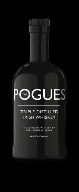 Виски The Pogues Irish Whiskey 0.7 л 40% (5011166055709) - изображение 1