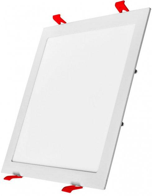 Потолочный светильник Delux CFR LED 10 4100К 24Вт 220В Квадрат (90006816) - изображение 1