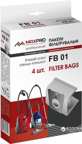 Пилозбірник паперовий MAXPRO FB 01 - зображення 1