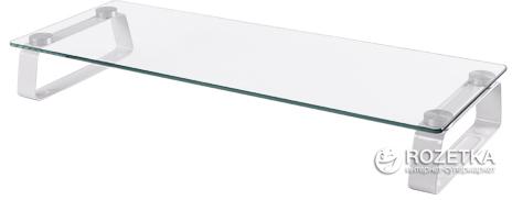 Настільна підставка під монітор Brateck Silver (STB-062) - зображення 1