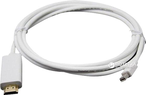 Кабель Value Mini DisplayPort - HDMI M/M 1.8 м (S0227) - изображение 1