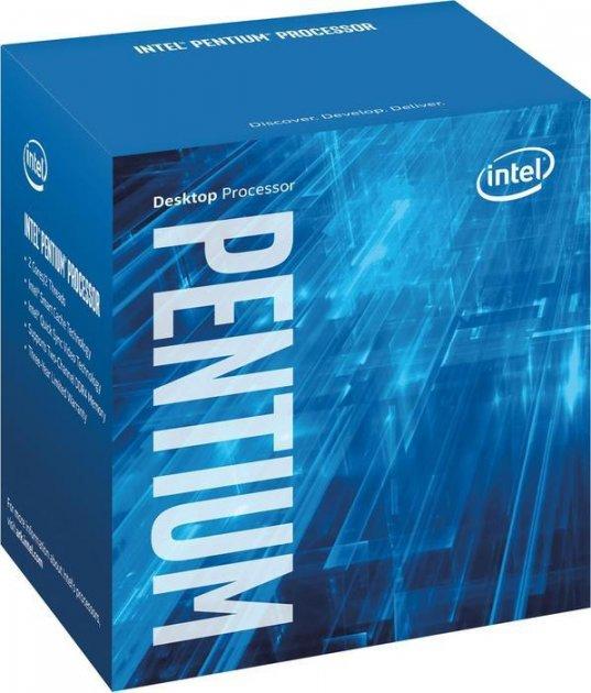 Процесор Intel Pentium G4500 3.5 GHz (3mb, Skylake, 51W, S1151) Box (BX80662G4500) - зображення 1
