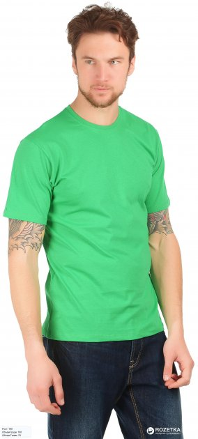 Футболка НатаЛюкс 12-1343 L Зелена (1213435553431) - зображення 1